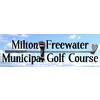 Milton-Freewater Golf Course Logo