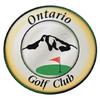 Ontario Golf Course Logo