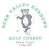 Bear Valley Meadows Golf Club Logo