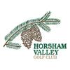 Horsham Valley Golf Club Logo