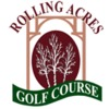 West/North at Rolling Acres Golf Course Logo