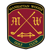 Manhattan Woods Golf Club Logo
