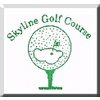 Skyline Public Golf Course Logo