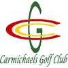 Carmichaels Golf Club Logo