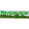 Riverview Golf Course Logo