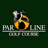 Par Line Golf Course Logo