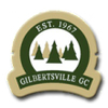 White at Gilbertsville Golf Club Logo