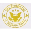 Presidential at Hickory Valley Golf Club Logo