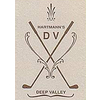 Hartmann's Deep Valley Golf Course Logo