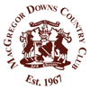 MacGregor Downs Country Club Logo