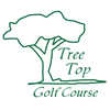 Tree Top Golf Course Logo