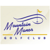 Orange/Blue at Mountain Manor Inn & Golf Club Logo