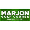 Marjon Golf Course Logo