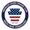 American Legion Country Club Logo
