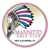Mannitto Golf Club Logo