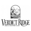 Verdict Ridge Golf & Country Club Logo