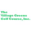 Village Greens Golf Course Logo