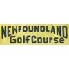 Newfoundland Golf Course Logo