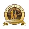 Champion Hills Golf Club Logo