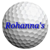 Rohanna's Golf Course Logo