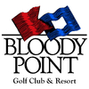 Bloody Point Golf Course Logo