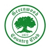 Lake/Cedar at Greenwood Country Club Logo