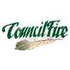 Council Fire Golf Club Logo