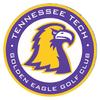 Tennessee Tech Golden Eagle Golf Club Logo