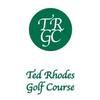 Ted Rhodes Golf Course Logo