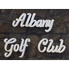 Albany Golf Course Logo