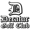 Decatur Country Club Logo