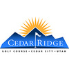 Cedar Ridge Golf Course Logo