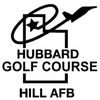 Hubbard Golf Course, Hill AFB Logo