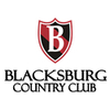 Blacksburg Country Club Logo