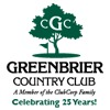 Greenbrier Country Club Logo