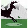 Deer Field Golf Course Logo