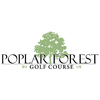 Poplar Forest Golf Course Logo