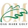 Oak Marr Golf Complex Logo