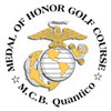 Medal of Honor Golf Course Logo