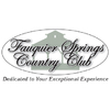 Fauquier Springs Country Club Logo