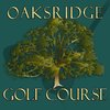 Oaksridge Golf Course Logo