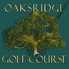 Oaksridge Golf Course Logo