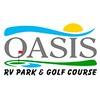 Oasis RV Park & Golf Course Logo