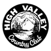 High Valley Country Club Logo