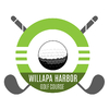 Willapa Harbor Golf Course Logo