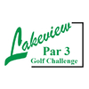 Lakeview Par 3 Golf Challenge Logo