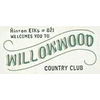 WillowWood Country Club Logo