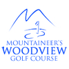 Mountaineers Woodview Golf Course Logo