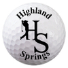 Highland Spring Golf Course Logo