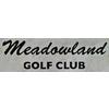 Meadowland Golf Course Logo